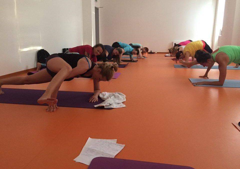 Mezinárodní den jógy ve Slatině
